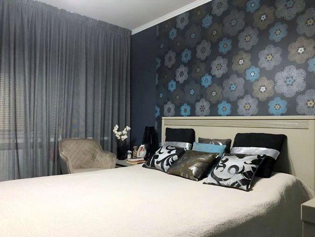 Продам 4к квартиру с ремонтом, мебелью и техникой