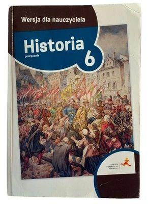 Historia kl 6 GWO książka nauczyciela