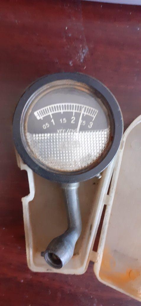 Манометр для шин МД-214