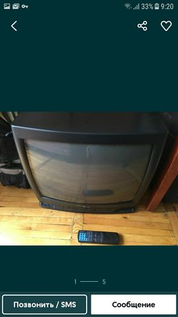 Телевизор Фунай с пультом