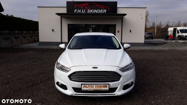 Ford Mondeo 1.5 EcoBoost*GoldEDITION*Automat*Alu*100%Bezwypadkowy*Serwis