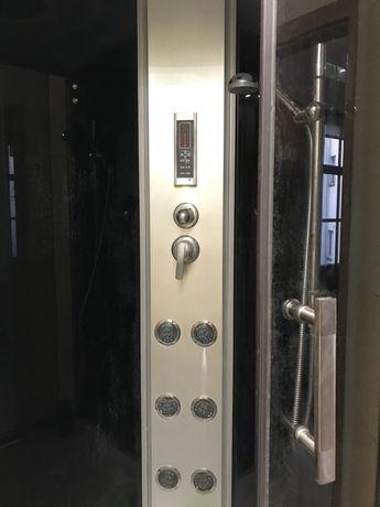 Kabina prysznicowa 90/90 z plecami