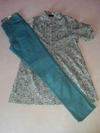 Nowe. Śliczna Koszula i spodnie z kolekcji Vintage firmy Wójcik 152