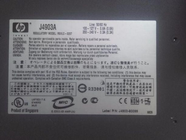 Switch ZARZAD HP PROCURVE 2824 J4903A 24 porty ETI