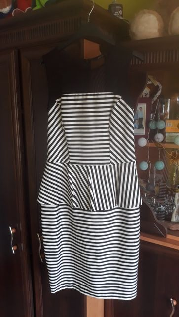 Sprzedam śliczną sukienkę mohito 38!