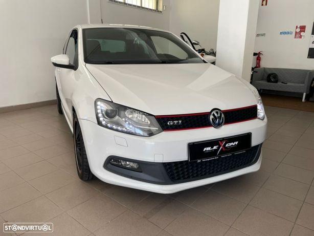 VW Polo 1.4 TSi GTi DSG