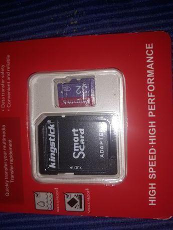 Vendo cartão memoria 32gb