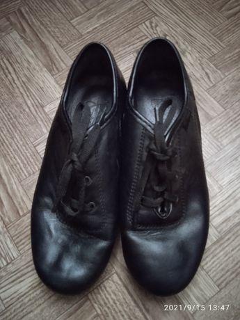 Танцевальные туфли на мальчика