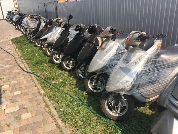 Топовые японские скутера