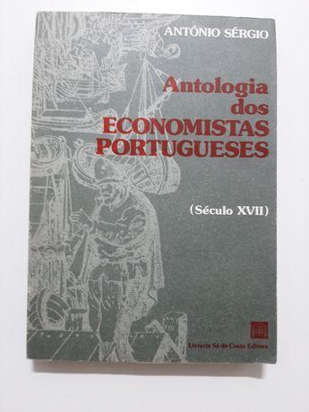 António Sérgio - Antologia dos Economistas Portugueses