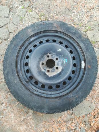 Диск с резиной форд фокус r16 108×5
