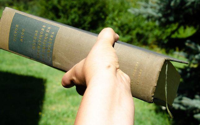 Victor Hugo- dzieła w oryginale, ponad 1700 stron!