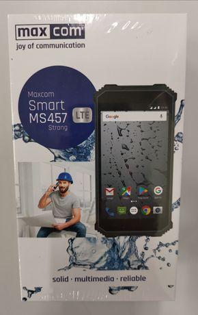 Maxcom MS457 Strong pancerny smartfon nowy nieużywany gwarancja