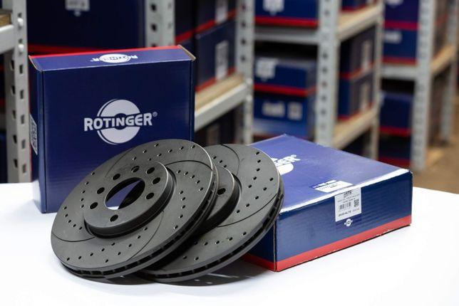 Тормозные диски Rotinger на Daewoo Lanos, Chevrolet Aveo, Lacetti