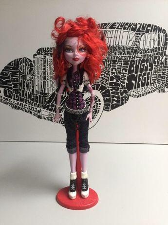 Lalka Mattel Monster High Operetta i Ghoulia Yelps