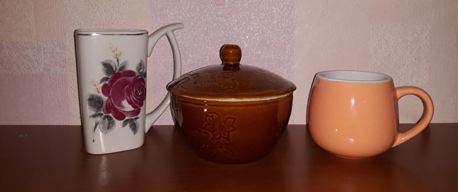 Посуда для декора СССР за 50 грн. Набор.