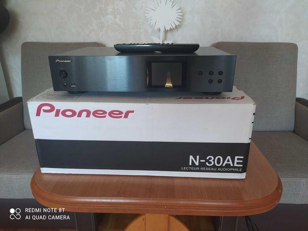 Znakomity Odtwarzacz Sieciowy Pioneer n-30ae gwarancja.