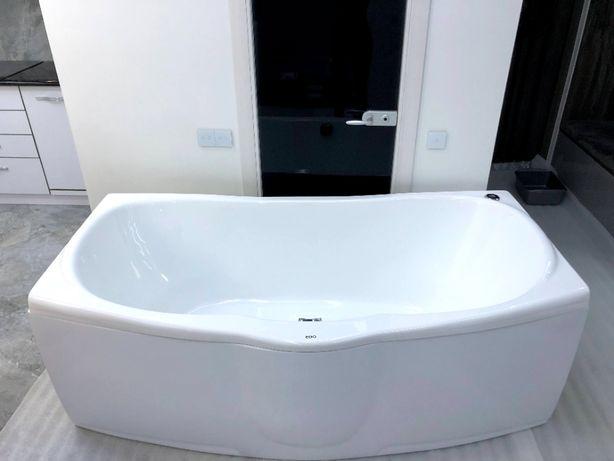 Продам ванну акрилову EGO Artemida 190x104 + Панель + Ніжки.Чудовий ст