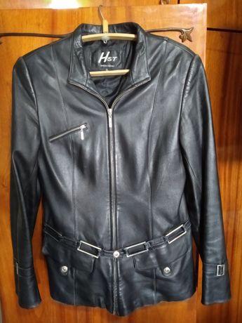 Куртка женская дермантин