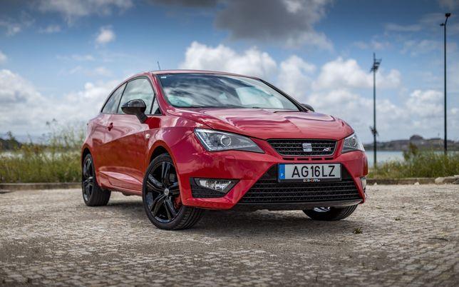 Seat Ibiza 6J Cupra 1.4Tsi DSG 180cv
