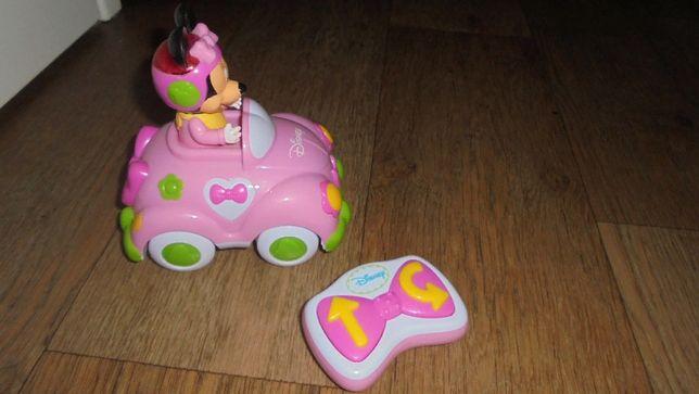 Машинка машина на пульте управления Disney Minnie Mouse