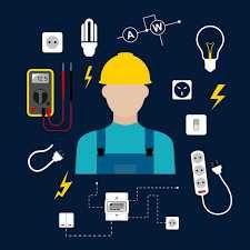 Usługi elektryczne, instalacje domowe