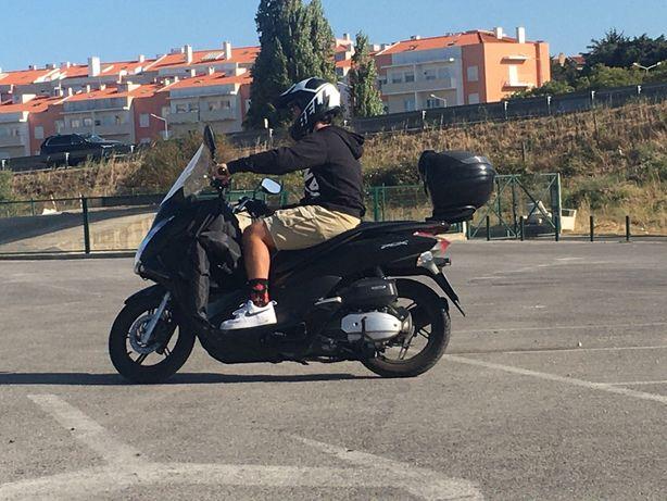 Mota Honda PCX 125cc