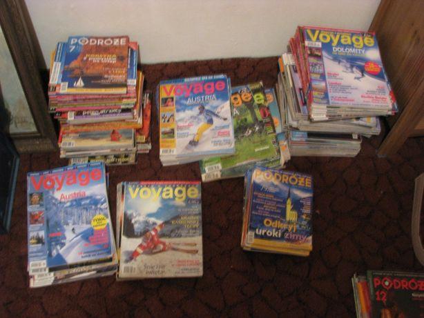 Magazyn Podróże, Voyage, turystyka, zwiedzanie
