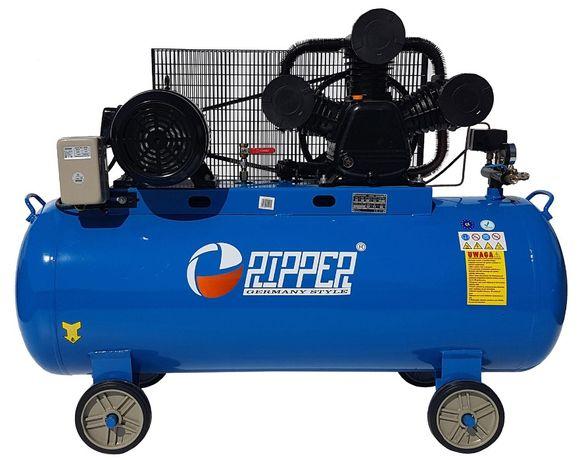 Kompresor olejowy 300L 3 Tłoki 1250L/min 400v