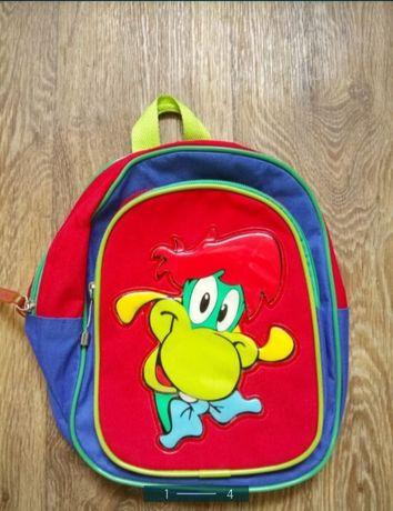 Рюкзак детский с Италии.
