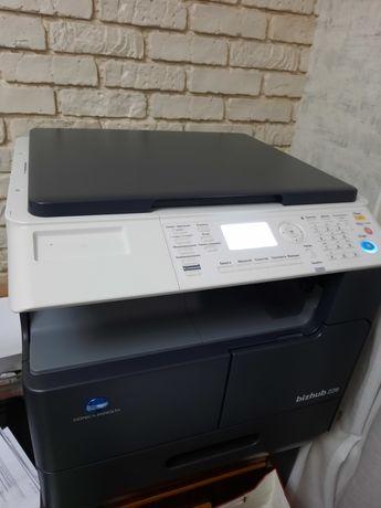 Принтер, Сканер, МФУ. Konika Minolta Bizhub 226
