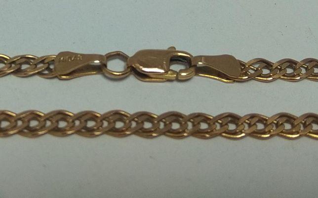 Цепь из красного золота с плетением Нонна (12666581) (12666581)