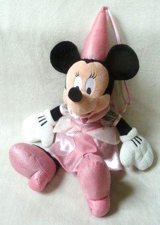 Большая мягкая игрушка Minnie Mouse Минни Маус Фея Disney 50 см