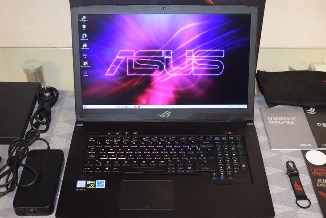 ASUS ROG Strix GL703 i5-8300H/16GB/240SSD+1TB/GTX1050Ti 17'' W10