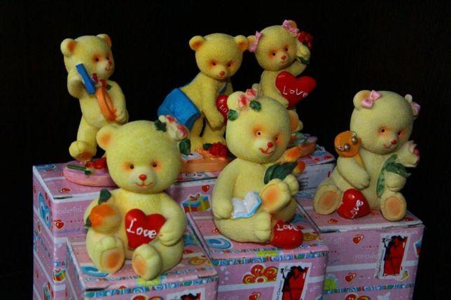 сувенир керамическая декоративная фигурка подарок к дню Валентина
