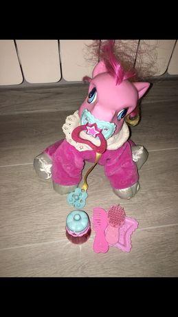 Interaktywny kucyk My Little Pony Słoneczko