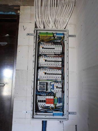 Elektryka Elektryk Instalacje elektryczne