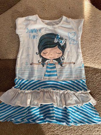 Детские платья. Сукня для дівчинки. 1-4 года. Летний Детский сарафан.