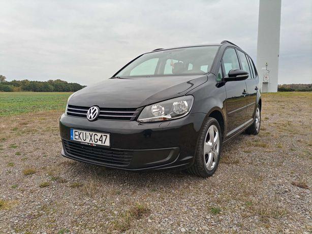 Volkswagen Touran 1.6 TDI  . 7 osobowy.