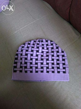Детская шапка демисезонная 50-52 (3-6 лет)