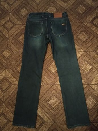 Штаны джинсовые ТЕПЛЫЕ