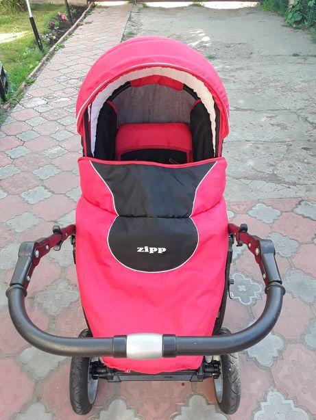 Продам коляску zipp adbor 2в1
