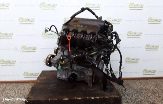 Motor Com Injecção Completa Honda Jazz Ii (Gd_, Ge3, Ge2)