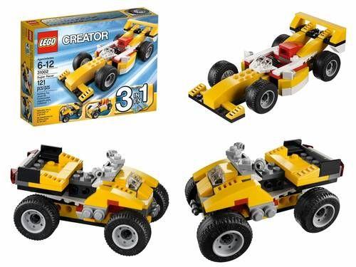 LEGO Creator 31002 3 w 1