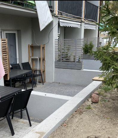 Apartament okuninka pierwsza linia brzegowa