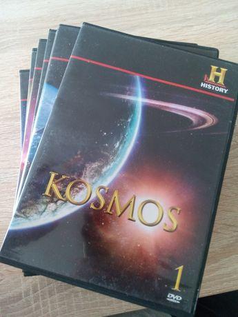 Filmy dvd ,kosmos,
