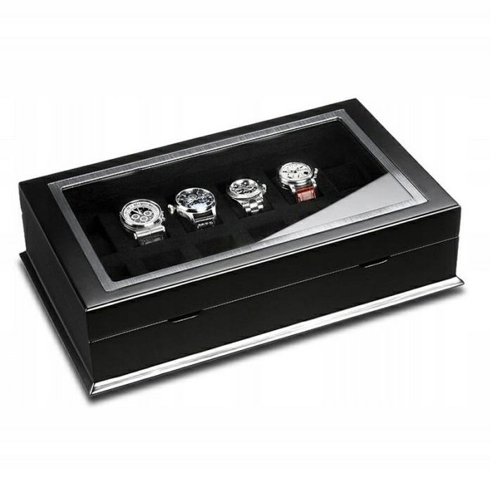 Luksusowe pudelko FEROCASE GERMANY na 12 zegarkow Premium Babsk - image 1