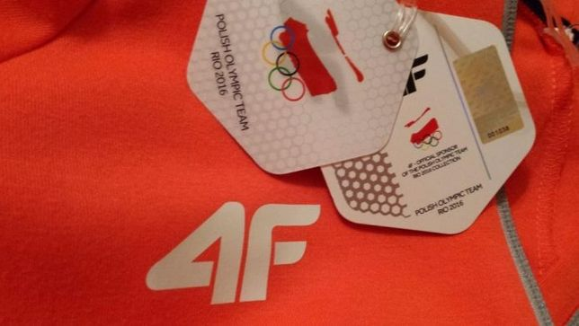 Bluza 4F Rio 2016 męska - nowa!