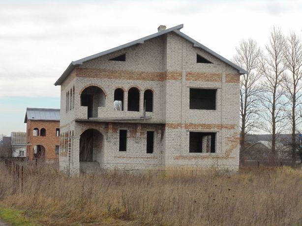 Будинок (недобудова)