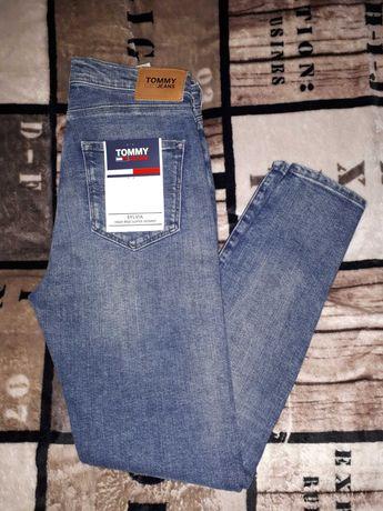Jeansy dżinsy damskie Tommy Jeans 28/30